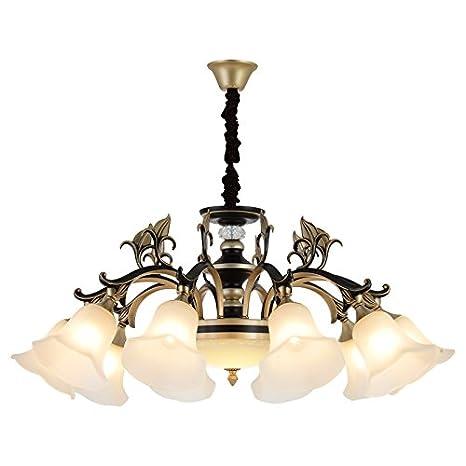 araña cristal techo Casquillo lámpara 10 tonhan n8240 de j5A34RL