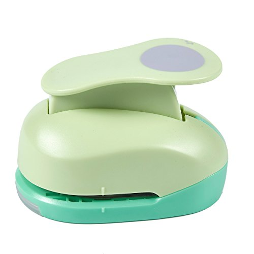 Paper Punch Shapes - Circle-Shaped Hole Puncher for Scrapboo