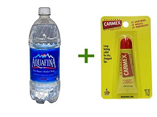 aquafina-drinking-water-15-1ltr-2-pack-carmex-moisturizing-lip-balm-tubes-1ct