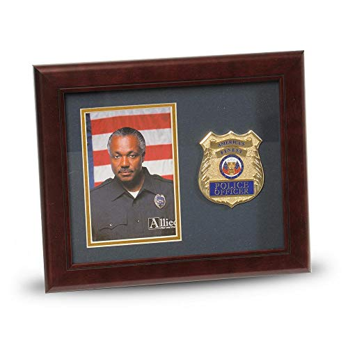 Allied Frame Police Officer Vertical Picture Frame ()