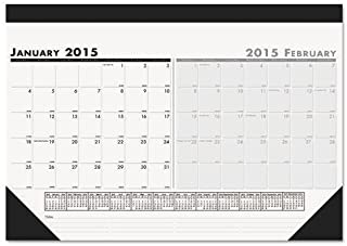 product image for House Of Doolittle 1346 Two-Month Compact Desk Pad, 18 1/2 x 13, 2016-2016