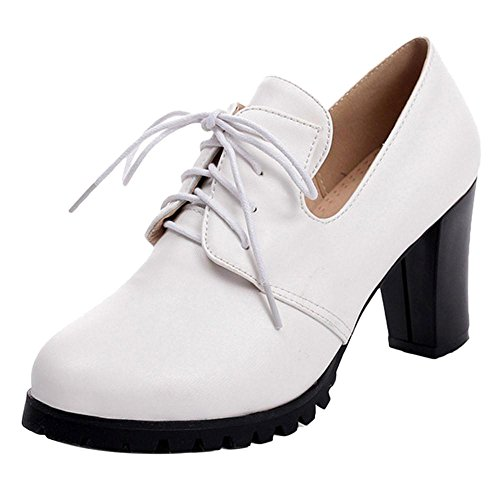 Zanpa Shoes Women White Fashion 2 OrvOqw4x
