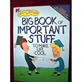 Beavis and Butt-Head Big Book of Important Stuff to Make Life Cool, Mike Judge, 1889647152