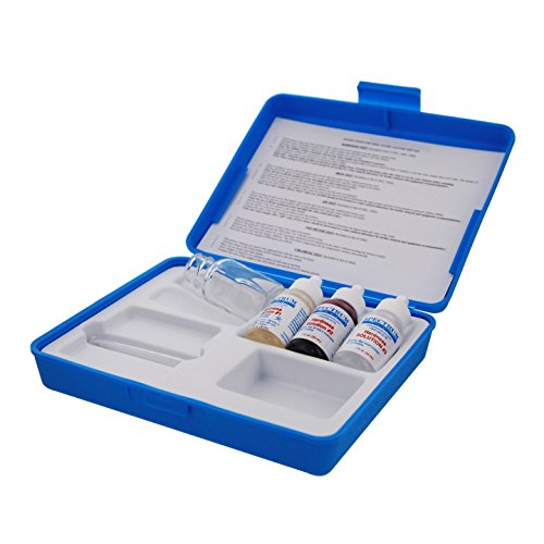 (Pro Products Spectrum Basic Hardness Field Analysis Kits - The Best Water Quality Testing Equipment)