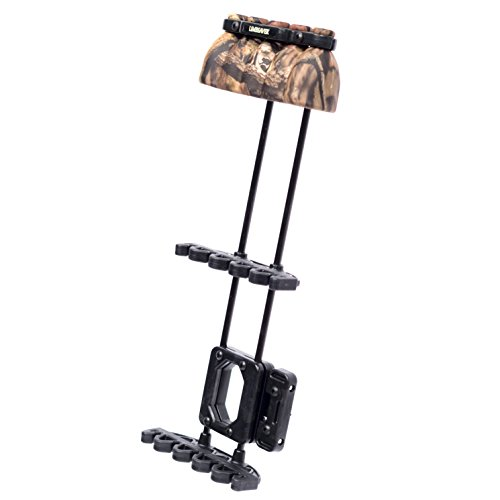 Quiver Replacement - Limbsaver Silent Quiver One Piece Infinity, Mossy Oak Breakup Camo