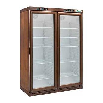 Vitrina refrigerador nevera vinos enoteca Vino cm 128x61x186 ...