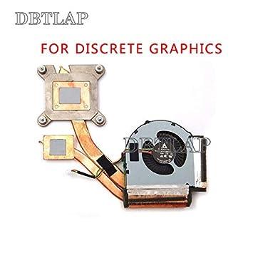 For Lenovo ThinkPad T430 T430i Discrete Heatsink Fan 04W3269 0B41088 04X3788