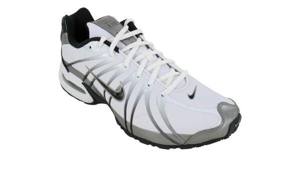 c7548b7c52 Amazon.com | Nike Air Max Torch 5 SL - White / Black-Metallic Pewter, 13 D  US | Running