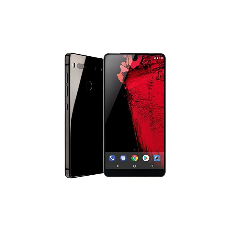Essential Phone with Free Earphones - Bl