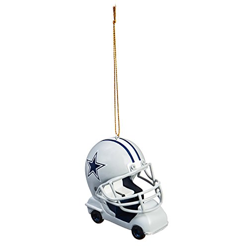 Team Sports America Dallas Cowboys Vintage Field Cart Team Ornament