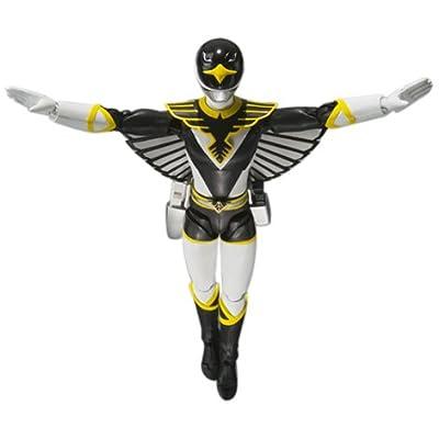 """Bandai Tamashii Nations Black Condor """"Choujin Sentai Jetman"""" - S.H.Figuarts Bandai Tamashii Nations: Toys & Games"""