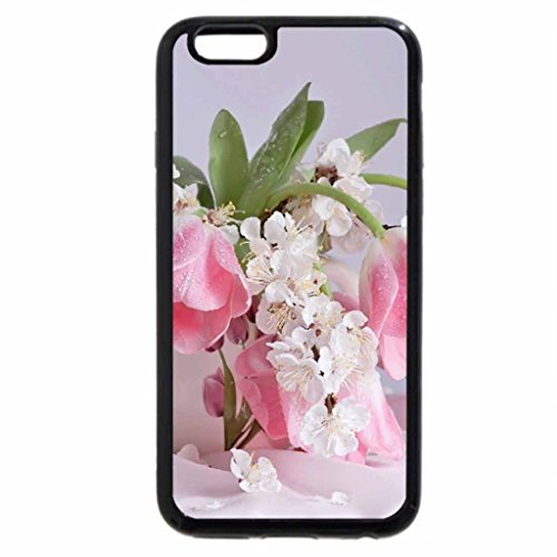 iPhone 6S / iPhone 6 Case (Black) Diaphanous Still Life