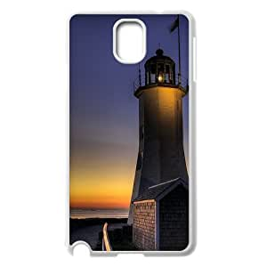 Lighthouse Classic Personalized Phone Case for Samsung Galaxy Note 3 N9000,custom cover case ygtg544648 by supermalls