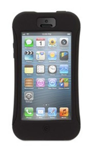Griffin Technology GB35564-2 Back Case - Slim - Apple iPhone 5/5S - schwarz