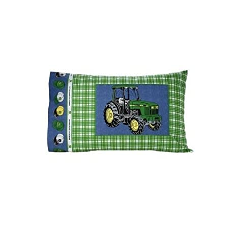 Amazon.com: John Deere estándar almohada: Home & Kitchen