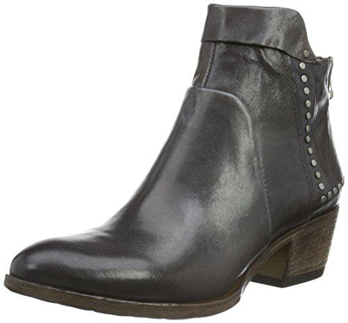 Mjus 284202-0101-6321, Zapatillas de Estar por Casa para Mujer Gris - Grau (pepe)