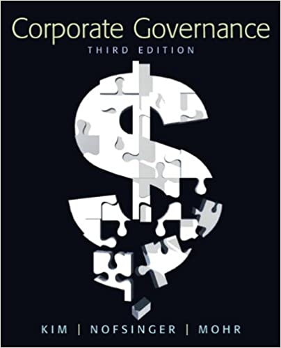 Corporate Governance (3rd Edition)