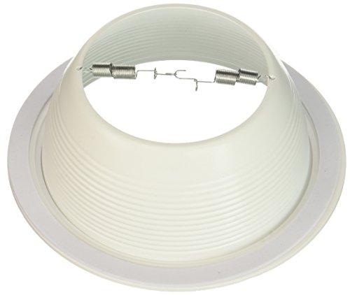 Four-Bros Lighting SB30/WHT Baffle Trim 6
