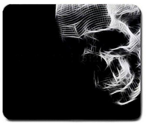 Skull Head Mouse Pad Skeleton Skull Mouse Pad, (Skull Mouse Pad)