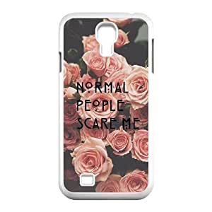 American Horror Story Original New Print DIY Phone Case for SamSung Galaxy S4 I9500,personalized case cover ygtg-768676 Kimberly Kurzendoerfer