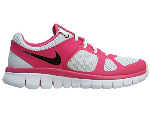 Flex Nike de running White Black Niñas Zapatillas Pure 2014 Bebé Rn Platinum Pink f1H1dx