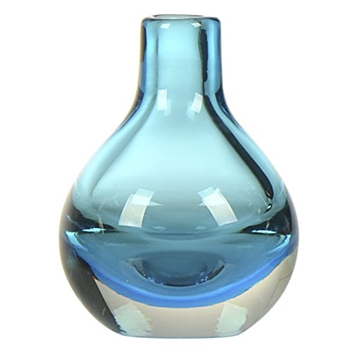 Small Blown Glass Pendant Lights - 1