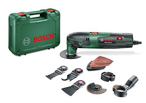Bosch PMF 220 CE Multi-Tool Set