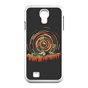 Samsung Galaxy S4 9500 Cell Phone Case White The Geometry of Sunrise Ysvdt