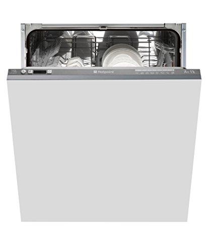 Hotpoint Aquarius LTF 8B019 UK Integrated Dishwasher - Graphite