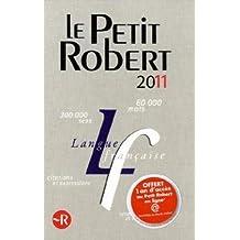 Petit robert lang.fr. 2011 n.comm.