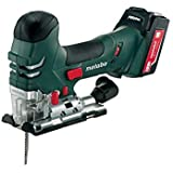Jigsaw 18 Volt Cordless 18 STA LTX 140 by Metabo