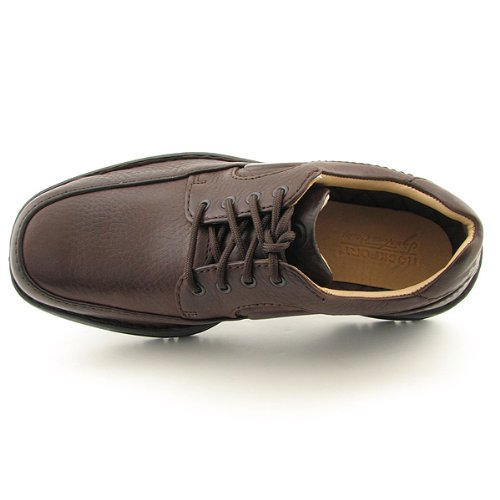 Mens Rockettaro Westgrove Oxford- Marrone Caduto