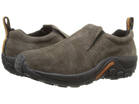 (メレル) MERRELL メンズランニングシューズスニーカー靴 Jungle Moc [並行輸入品] B06XJYHBN3 28.0 cm Gunsmoke Leather