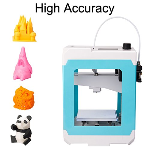 Instone Impresora 3D Printer DIY Pantalla táctil USB/WiFi con 1 kg ...