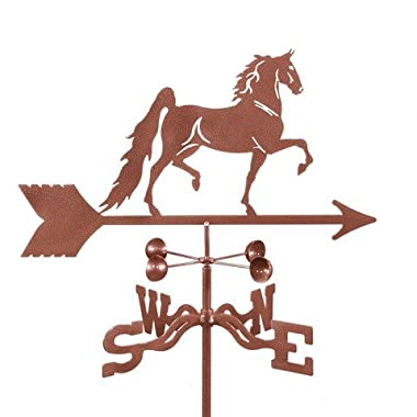 EZ Vane Saddlebred Horse Weathervane