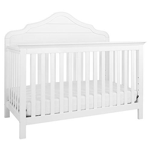 Da Vinci Flora 4-in-1 Convertible Crib White