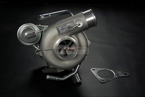 OEM Spec Cargador de repuesto vf48 Turbo 2002 a 2007 Subaru WRX/2004 - 2013 STI EJ20 EJ25 GDB GRF 380hp: Amazon.es: Coche y moto