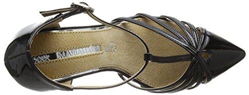 Maria Mare 66082 - Zapatos de vestir para mujer Negro
