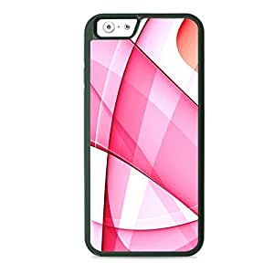 Case Fun Case Fun Abstract Pink Pattern TPU Rubber Back Case Cover for Apple iPhone 6 4.7 inch