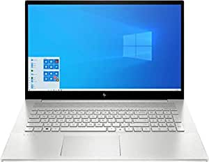 "Newest HP Envy 17t (10th Gen Intel i7-1065G7, 16GB DDR4, 1TB HD+256GB NVMe SSD, NVIDIA GeForce 4GB GDDR5, Windows 10 Professional Key, 3 Years McAfee Internet Key) with Bang & Olufsen 17.3"" Laptop"