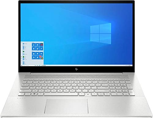 Newest HP Envy 17t Touch(10th Gen Intel i7-1065G7, 32GB DDR4 RAM, 1TB PCI NVMe SSD, NVIDIA GeForce 4GB GDDR5, Windows 10…