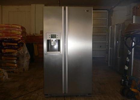 Side By Side Kühlschrank Sale : Lg gw p227ylnk side by side kühlschrank mit 544l indoor icemaker