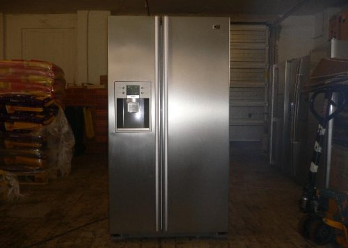 Side By Side Kühlschrank Mit Barfach : Lg gw p227ylnk side by side kühlschrank mit 544l indoor icemaker
