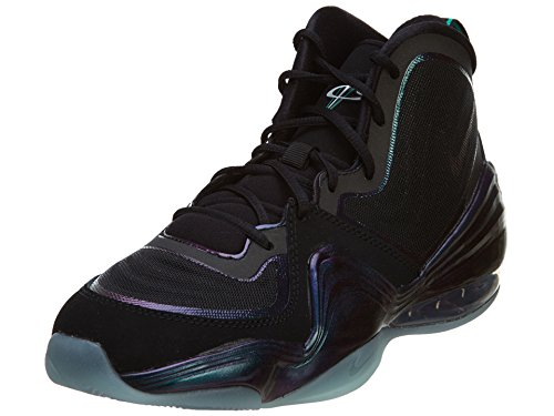 - NIKE Air Penny 5 Big Kids Style Shoes : 537640, Black/Atomic Teal, 7