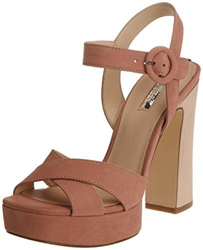 Light Pink con Tacco Sandali Guess Rosa Donna FLLIY1LEA03 xfpwWSqY