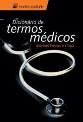 Dicionario De Termos Medicos (Portuguese Edition)