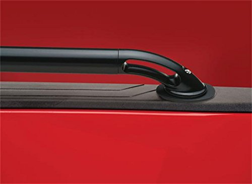 Putco 88895 Black Powder Coated Locker Side Rails for Silverado/Sierra