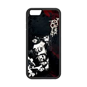 RAROFU Famous American punk band My Chemical Romance Custom Case for iPhone6 4.7 (Laser Technology)