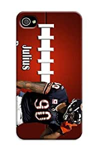 Case Cover For SamSung Galaxy S4 Mini Protective Case, In Class By Oneself Football Iphone 5/5S /Chicago Bears Designed Case Cover For SamSung Galaxy S4 Mini Hard Case/Nfl Hard Skin for Case Cover For SamSung Galaxy S4 Mini