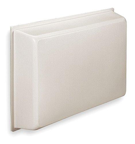 Universal AC Cover, Molded Plastic - Interior Air Conditioner Cover